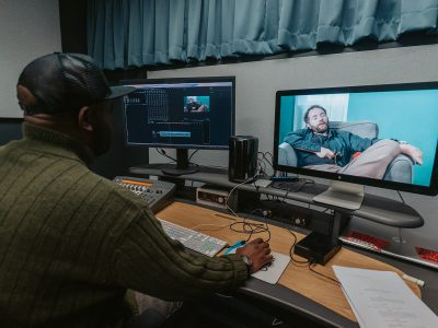 Directing the Visual Story